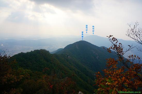 동두천 소요산 : 소요산사거리 ~ 자재암 ~ 의상대 ~ 공주봉 ~ 소요산역