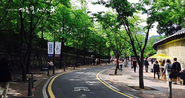 문화가 있는 서울 데이트코스, 정동길