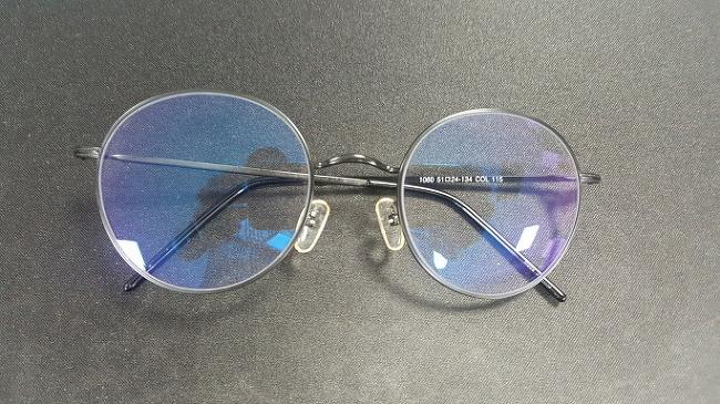 시력보호 안경 착용 후기