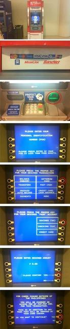 ATM(현금 자동입출금기) 사용은 어떻게 하나요?