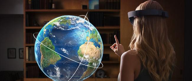 스마트폰 경쟁이 된 VR과 AR, 그리고 MR