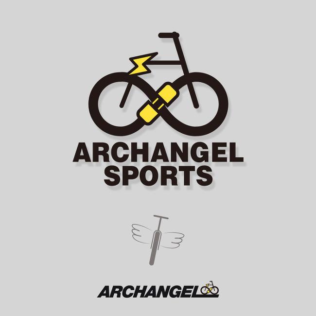 로고디자인 - archangel sports