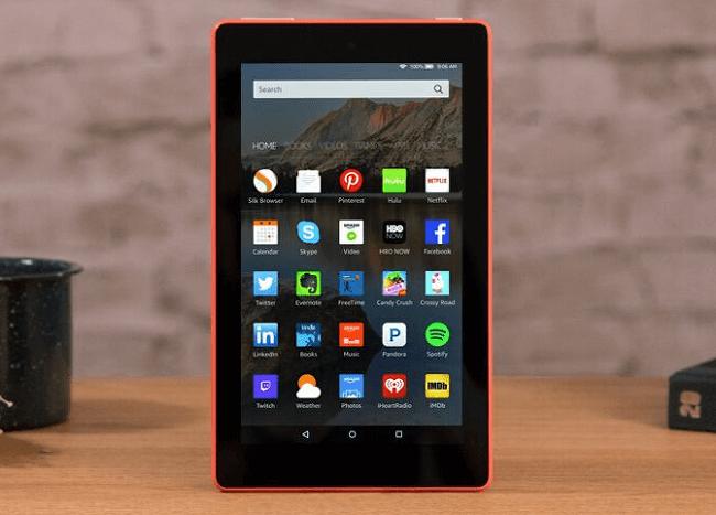 삼성 넘어선 아마존, 태블릿 시장 2인자가 바뀌었다는 것의 의미.