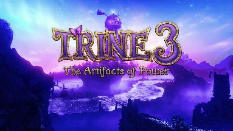 트라인 3 (Trine 3)