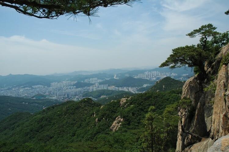 [일요산행] 안양 삼성산 180603