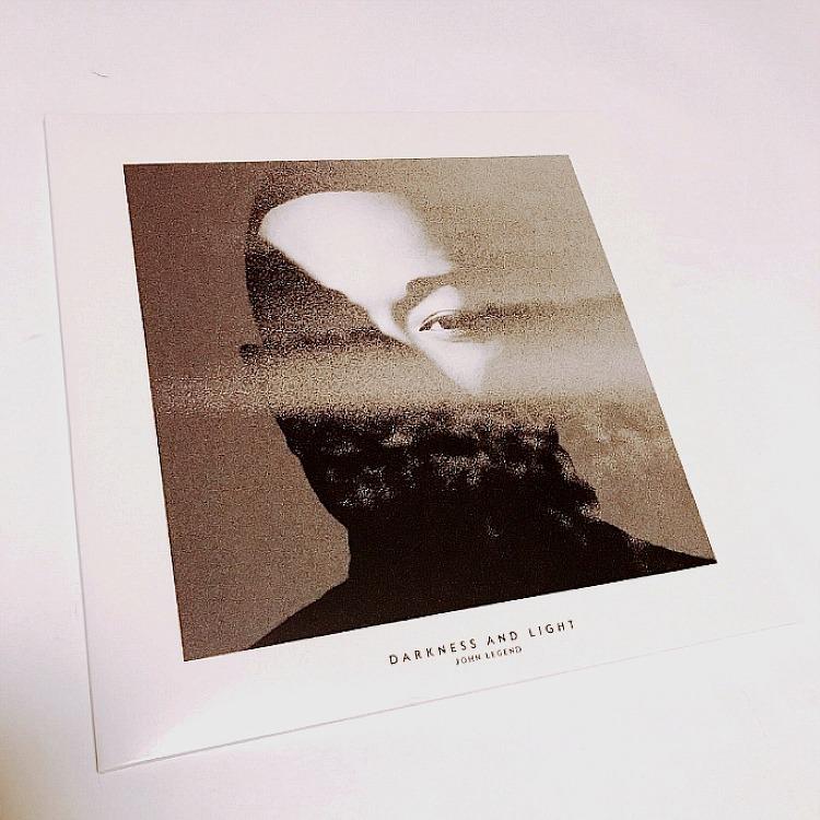 존 레전드 (John Legend) - DARKNESS AND..