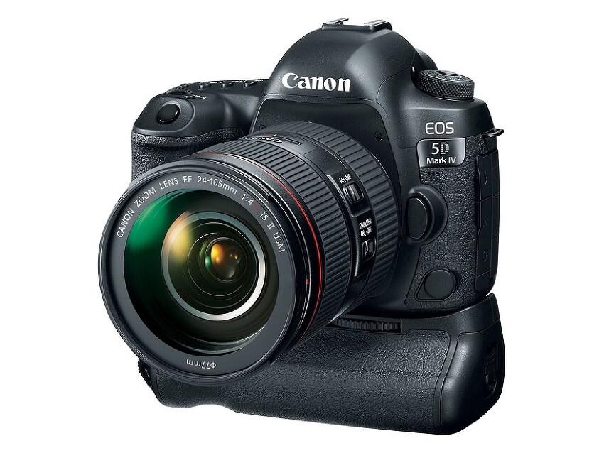 3,040만 화소 풀프레임 카메라 캐논(Canon) EOS 5D Mark IV 출..