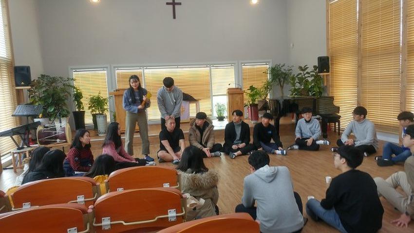 2018 청소년YMCA 동아리연합회 리더십트레이닝