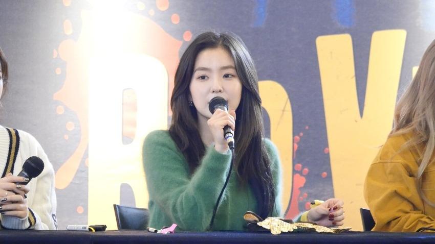 171123 여의도 IFC몰 레드벨벳 팬사인회 4K 직..