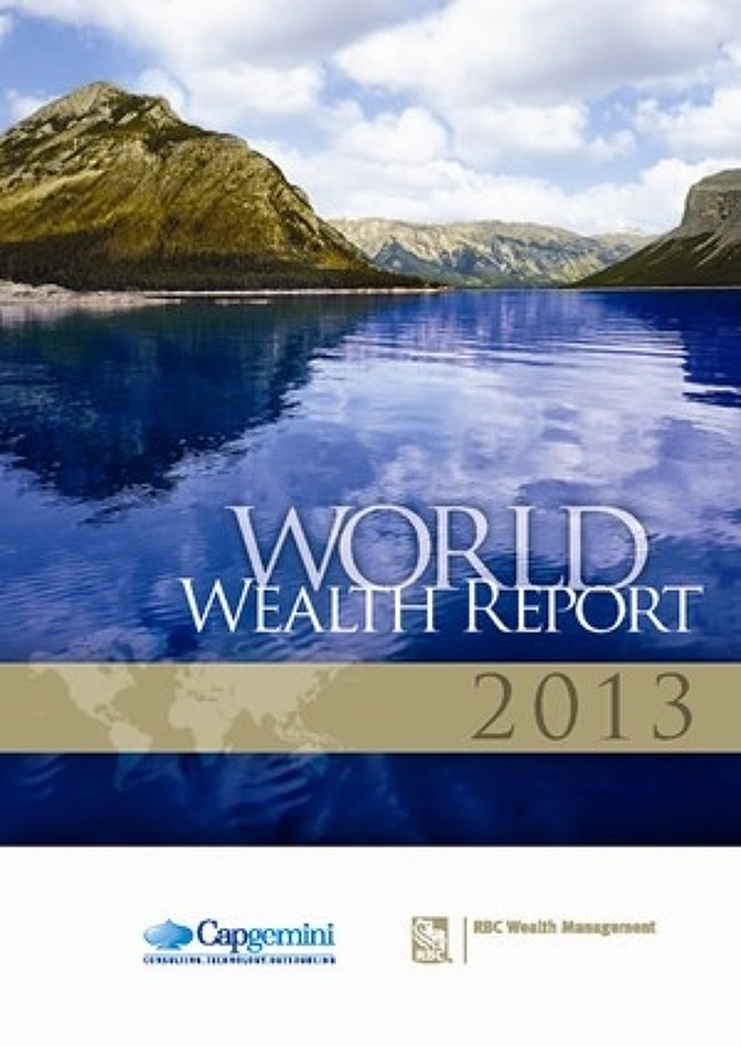 World Wealth Report 2013