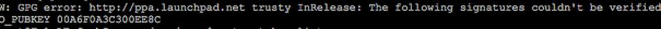 Ubuntu 에서 apt-get 으로 NginX Stable 버전 설치하기