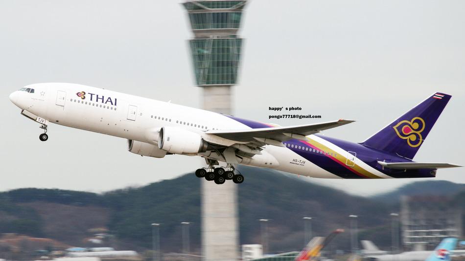 타이항공 B777-200