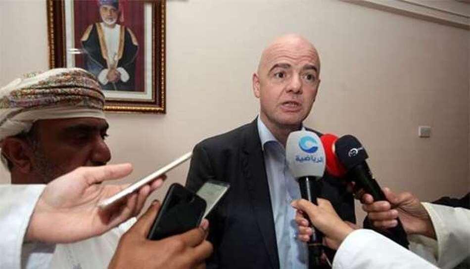 피파 의장: 카타르 월드컵은 모든 GCC 국가들..