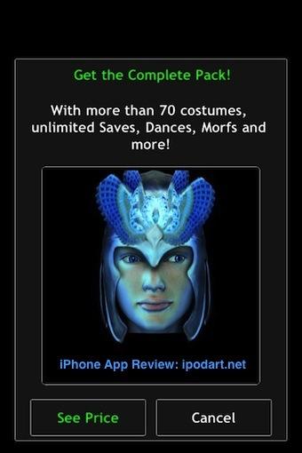 Morfo 사진 몰핑 3D 재미 아이폰 아이패드