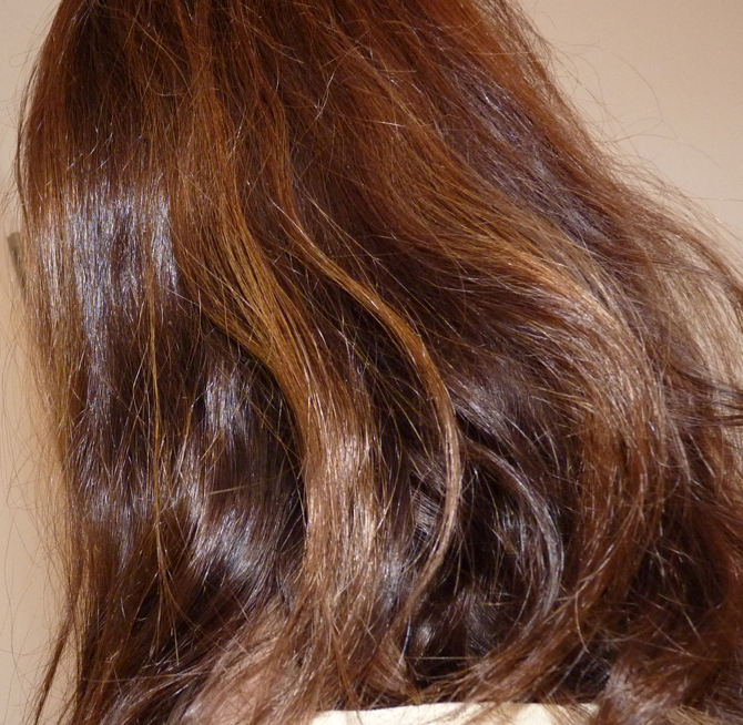 Clairol Natural Instincts On Bleached Hair