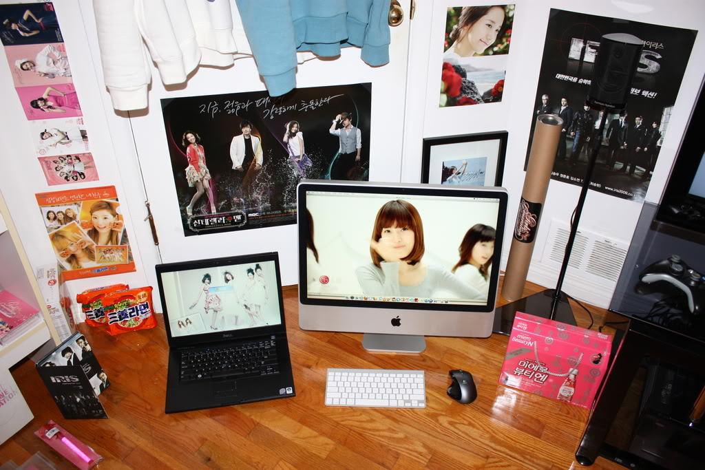 캐나다의 소녀시대 미니박물관 소시드림즈(Soshi Dreamz)