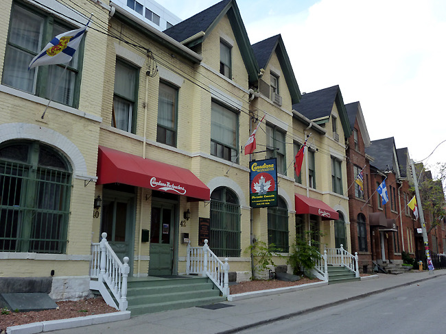 Canadian Backpackers Inn Bed Bugs