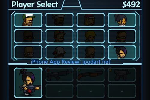 아이폰 아이패드 공용 액션 좀비 게임 Zombieville USA 2
