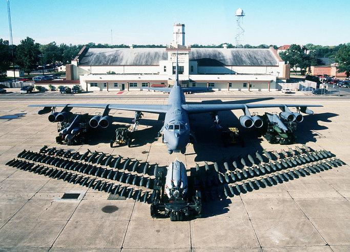 B-52 전략폭격기