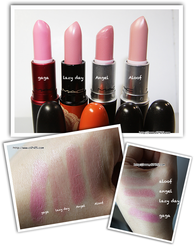 mac lady gaga lipstick swatch. Lady Gaga doesn#39;t even get