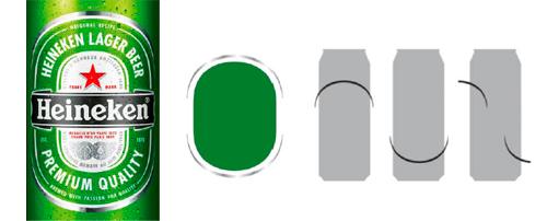 하이네켄 뉴 디자인의 핵심, 레이스트랙으로 표현되는 커버