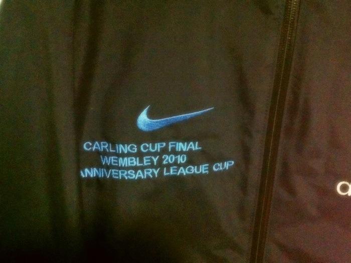 Aston Villa Rain Jacket