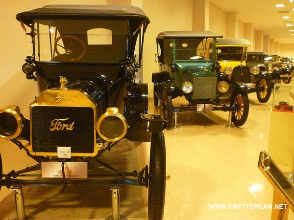 세계자동차제주박물관, 포드 Ford