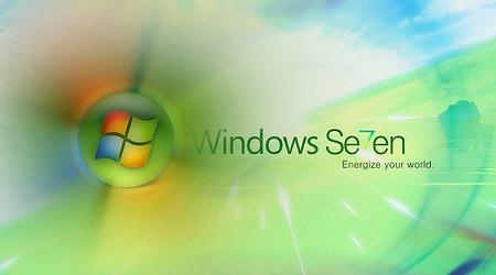 윈도우7 배경화면 #1
