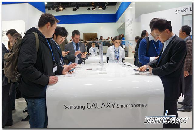 mwc, mwc2012, 삼성, 삼성전자 스마트폰