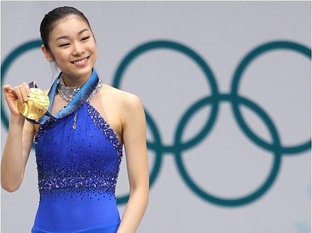김연아 금메달