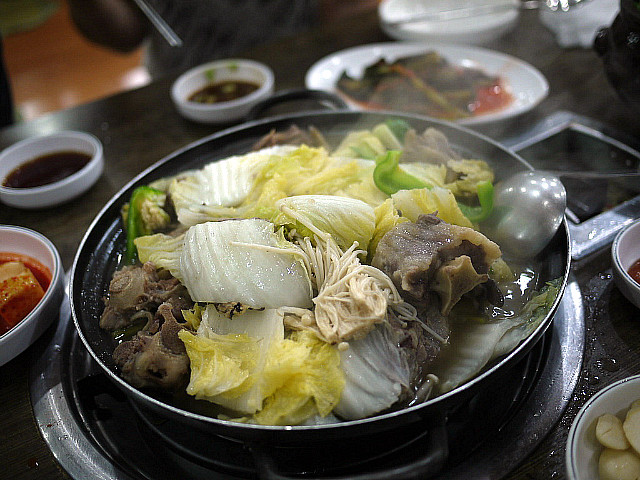 서울맛집, 종로맛집, 꼬리찜 전골, 모듬수육 전골, 도가니 수육, 종로설렁탕