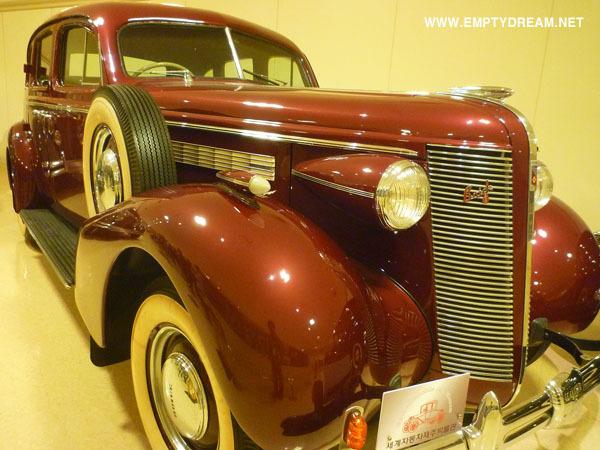 세계자동차제주박물관, Buick 60