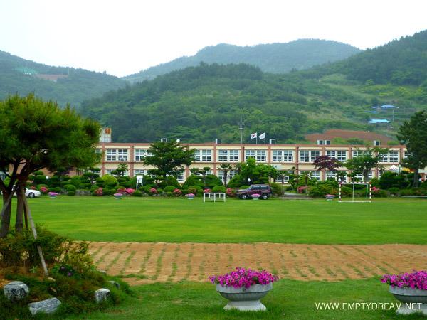 금오도 여남초등학교