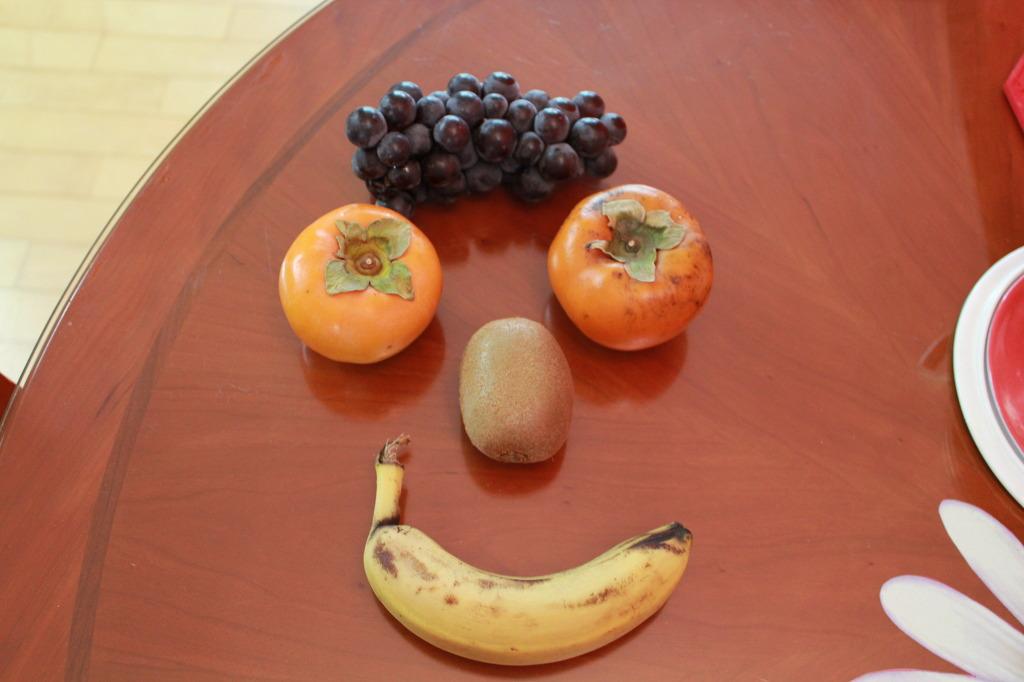 다양한 과일 섭취는 우리 몸에 비타민을 공급합니다
