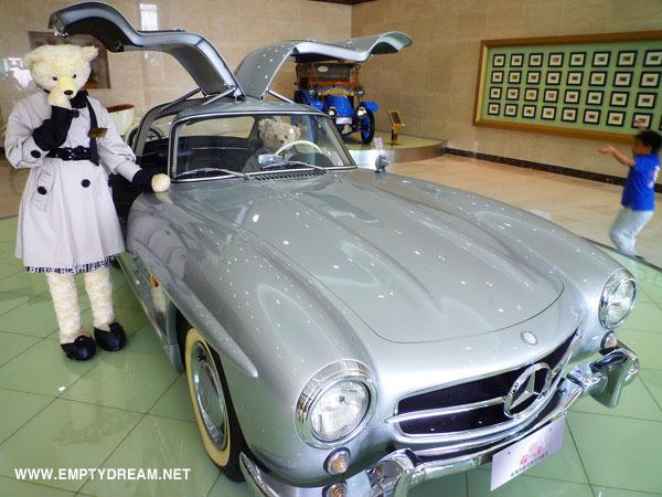 세계자동차제주박물관, 메르세데스 벤츠 Mercedes-Benz 300SL