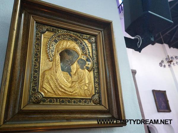 대한성공회 서울주교좌성당 - 서울시청 건너편 90년 된 유럽풍 성당, 검은 성모