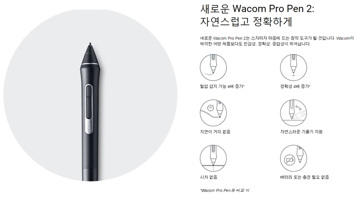 2017 와콤 태블릿 신제품 발표회
