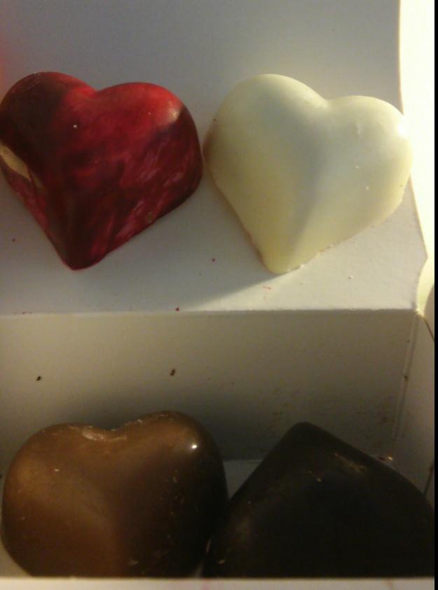 체코 사랑 초콜렛