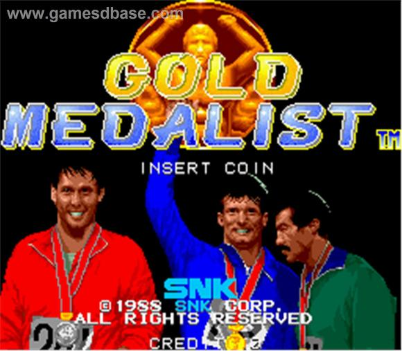 Gold Medalist