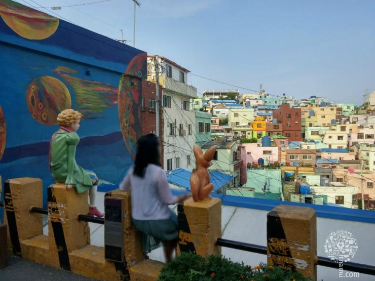 부산감천문화마을