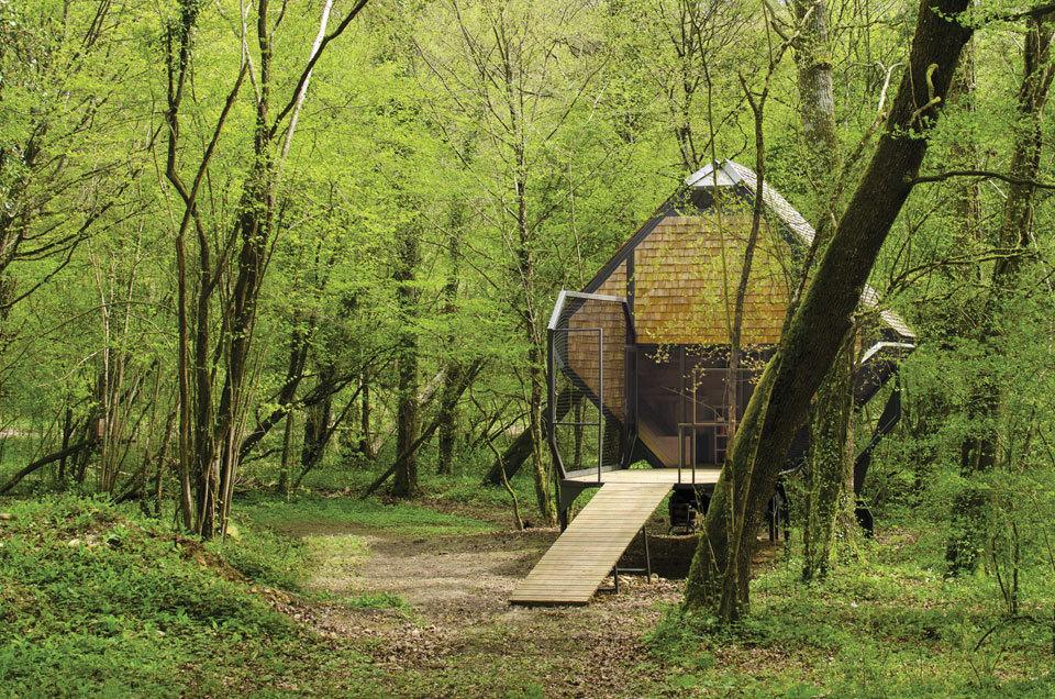 *숲속의 오두막 [ Ivo Bonacorsi ] Le Vent des Forêts