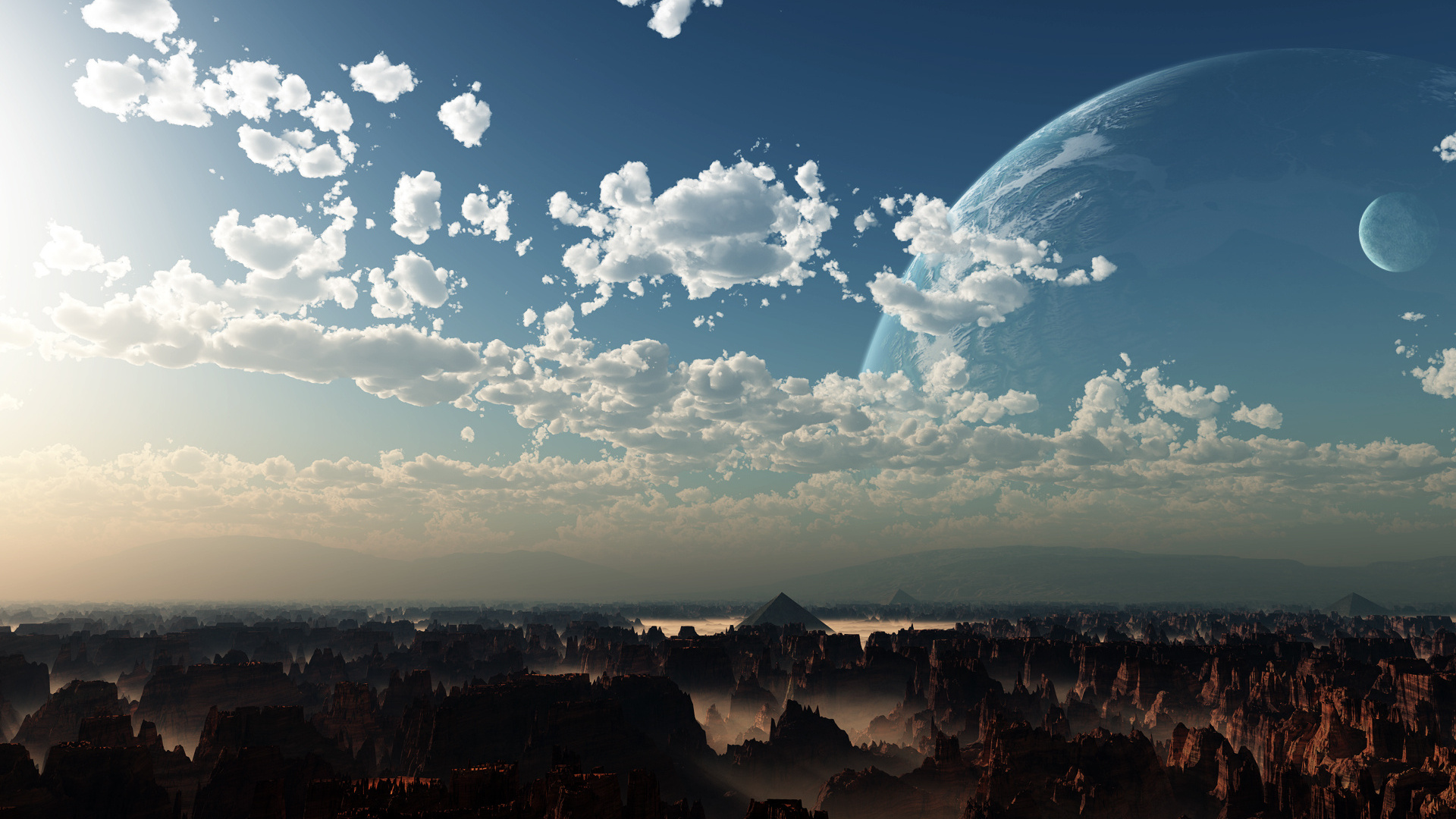 extrasolar planets wallpaper - photo #34