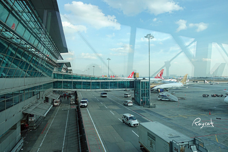 터키 공항 아타튀르크