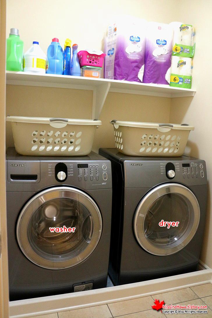 북미에서는 옷 세탁법이 다르다? 미국 캐나다 세탁문화 알아보기