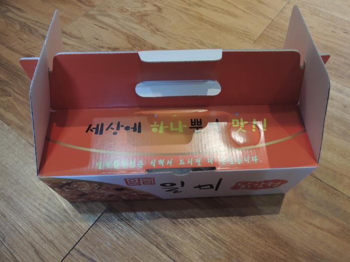 우리나라 3대 닭강정 맛집 영월 일미강정식당