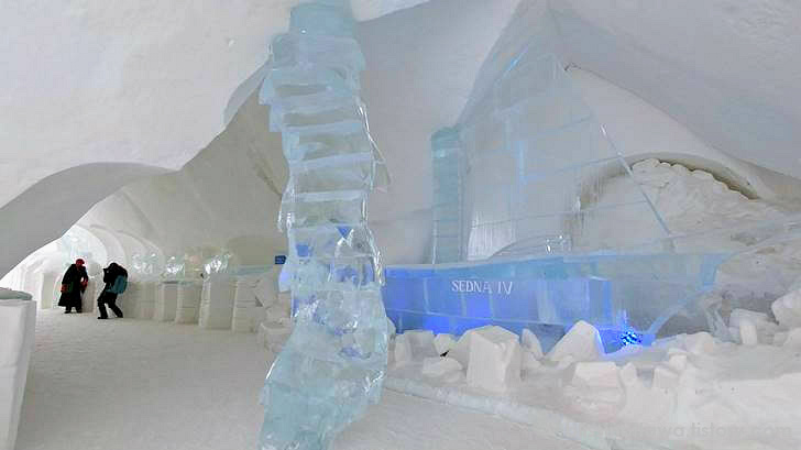 캐나다 Sedna IV 범선 입니다