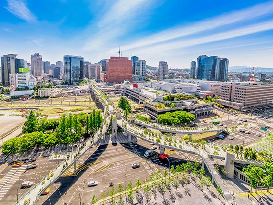 삶을 만난 예술, 도시를 그리다! 공공디자인 – 테이트 모던, 퐁피두 센터, 동대문 옥상낙원 外