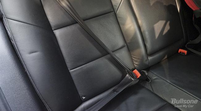 전좌석 안전벨트 봄나들이 안전운전의 정석 - 불곰의 자동차 일기