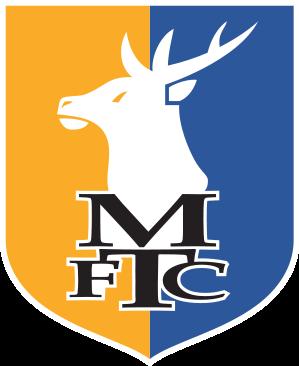 Mansfield Town FC emblem(crest)