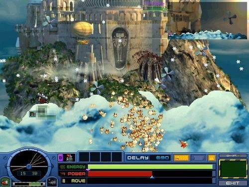 포트리스2 블루 게임화면
